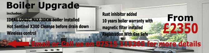 Boiler Upgrade Offer